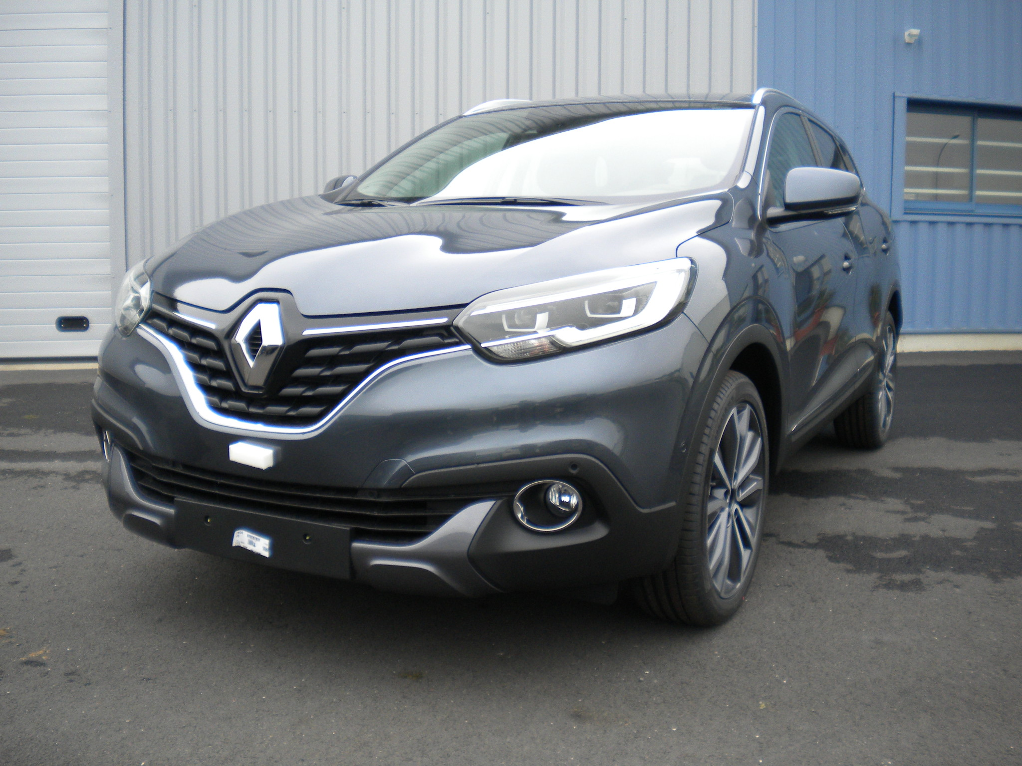 achat renault kadjar tce 130 ch intens neuf mandataire. Black Bedroom Furniture Sets. Home Design Ideas