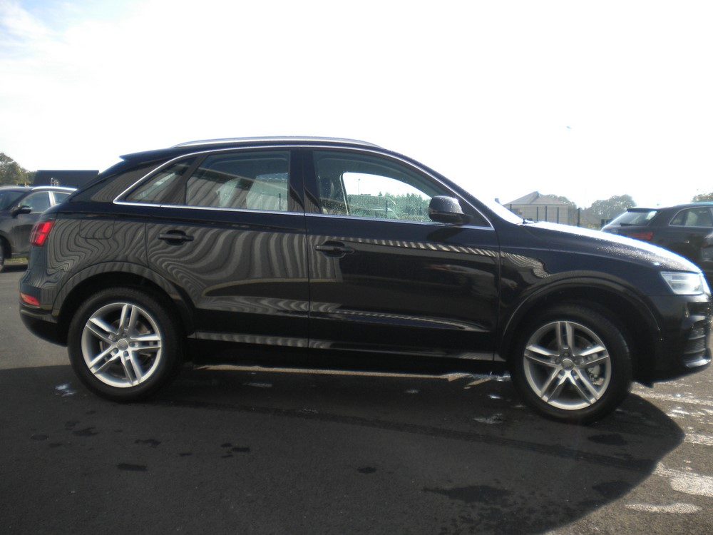 achat audi q3 2 0 tdi 150 ch sport edition ultra neuf mandataire moins ch re. Black Bedroom Furniture Sets. Home Design Ideas