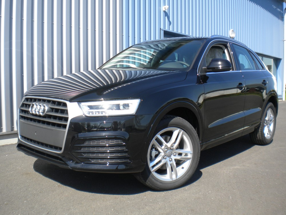 achat audi q3 tdi 150 dsg7 sport edition neuf moins ch re. Black Bedroom Furniture Sets. Home Design Ideas